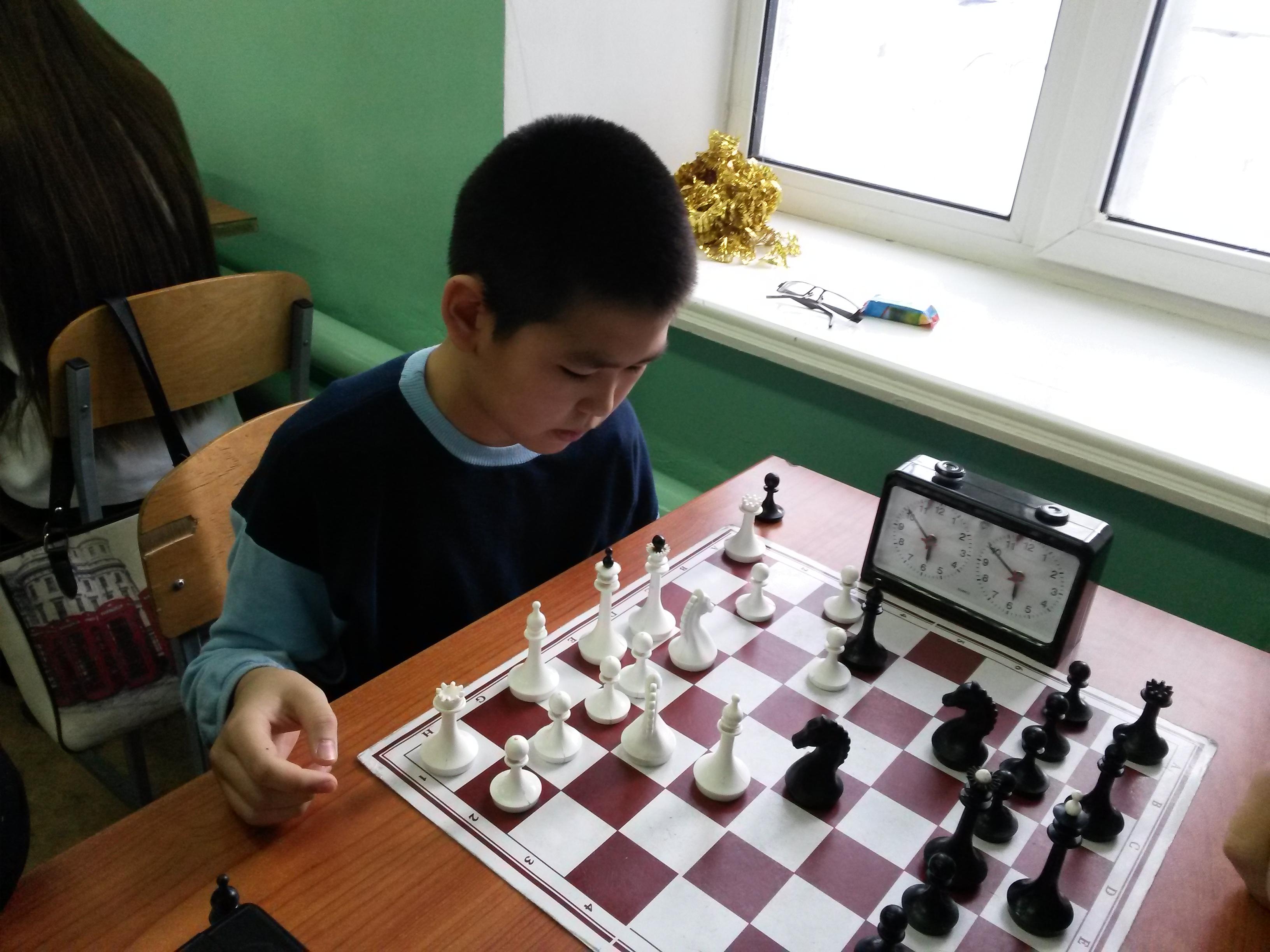Михаил Канзычаков - фаворит турнира.