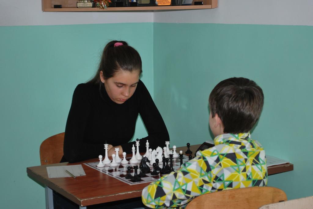 Одна из сильнейших шахматисток Хакасии - Дарья Анкипович