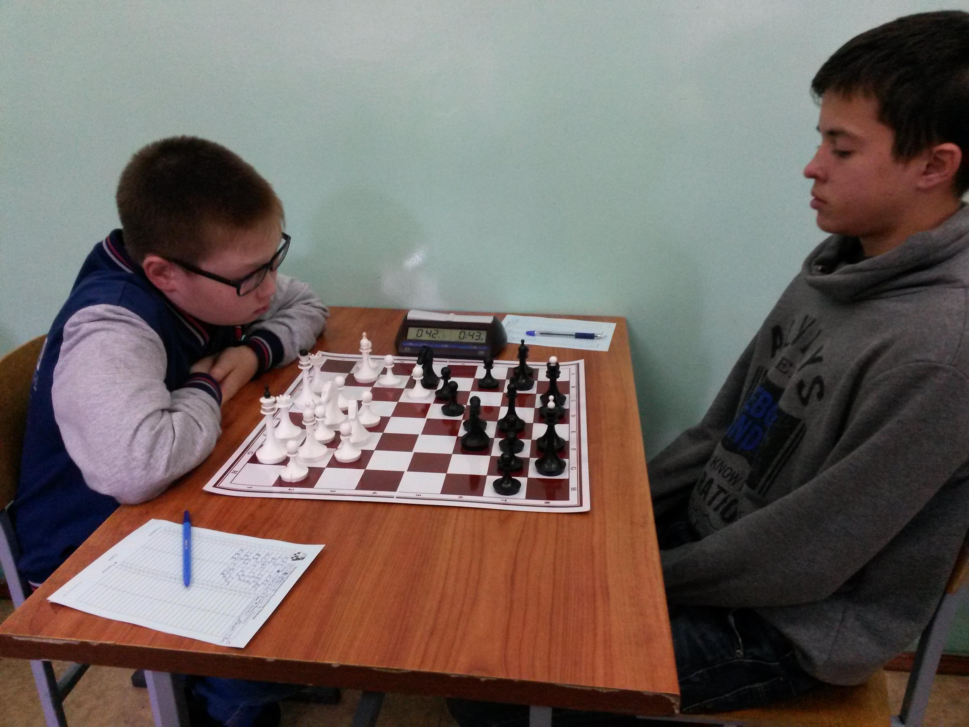 Ещё один шахматист из  Тывы Станислав Козачек(участник высшей лиги Первенства России в этом году!)
